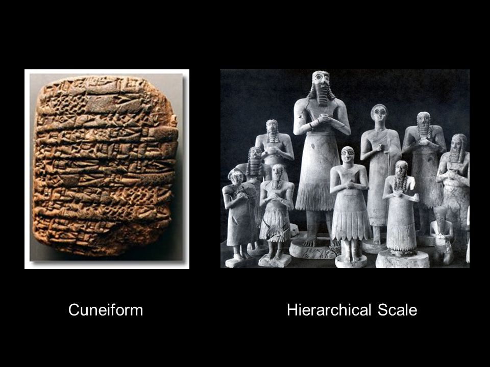 Cuneiform Hierarchical Scale