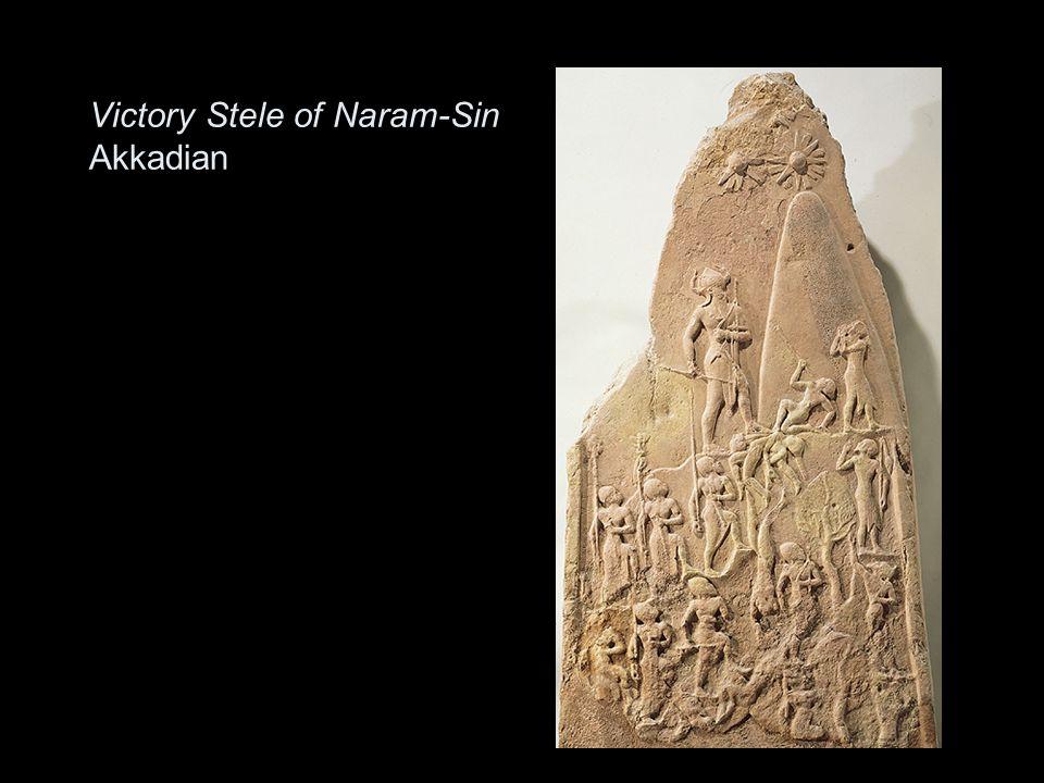 Victory Stele of Naram-Sin Akkadian