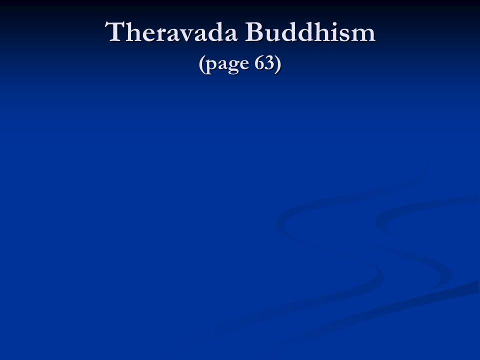 Theravada Buddhism (page 63)