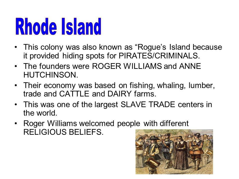 The economy was built on shipbuilding, fishing, whaling, and FARMING.