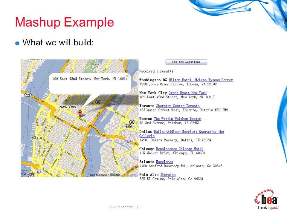BEA Confidential Plotting Addresses with Google Maps