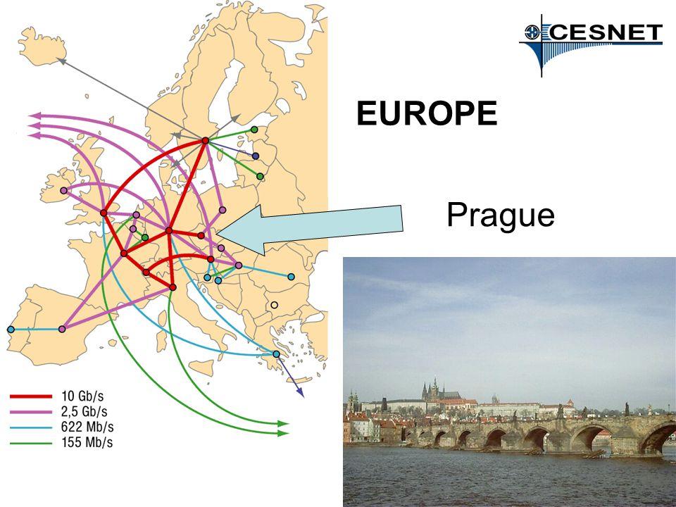 EUROPE Prague