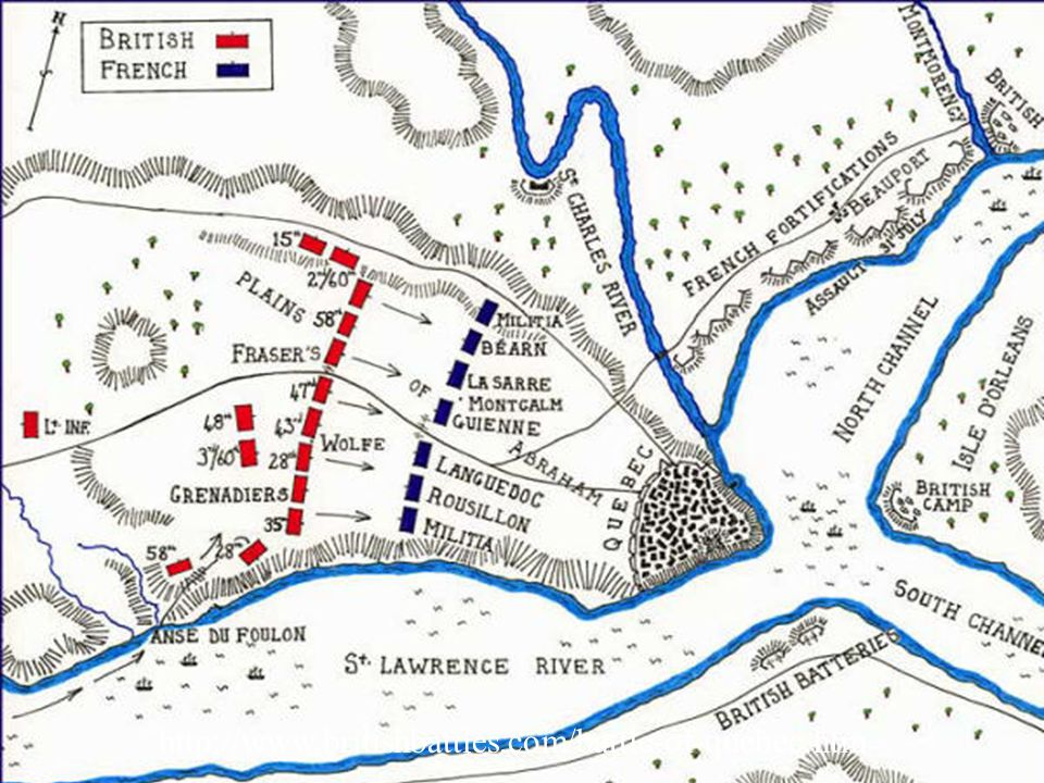 http://www.britishbattles.com/battle-of-quebec.htm