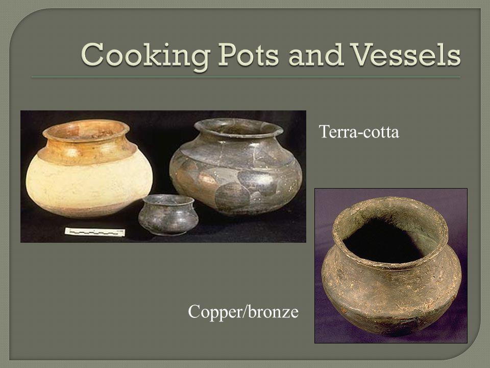 Terra-cotta Copper/bronze
