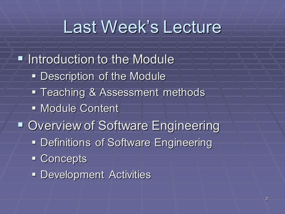 3 Learning Objectives  After this lecture you should be able to:  Understand UML concepts  Understand UML notations  Use UML to model information systems