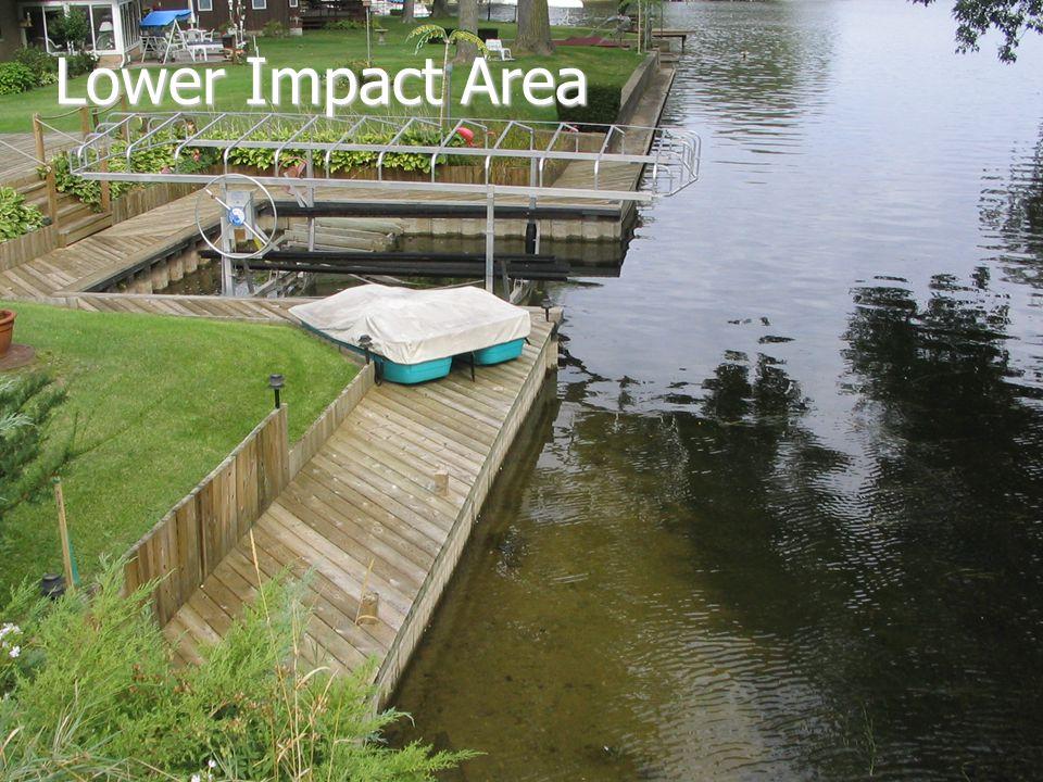 Lower Impact Area