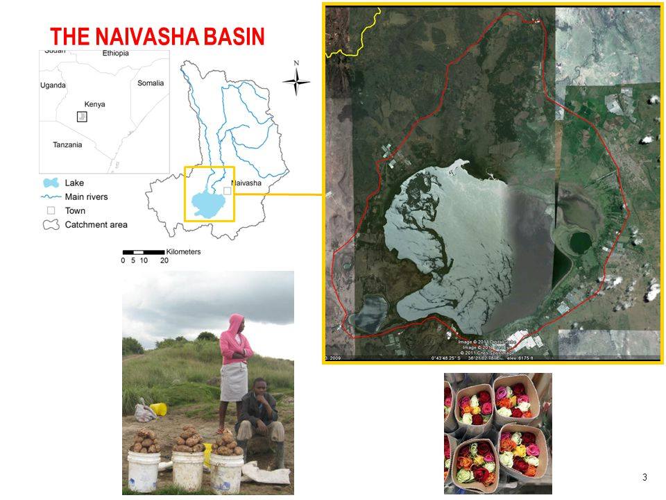 THE NAIVASHA BASIN 3