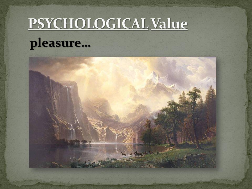 pleasure…