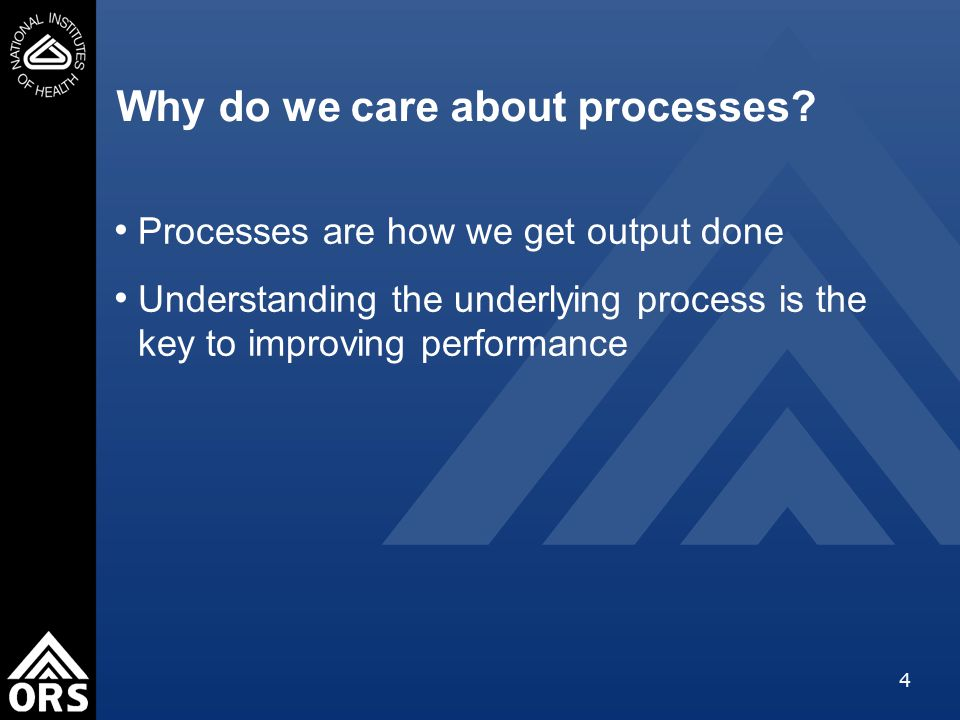 4 Why do we care about processes.