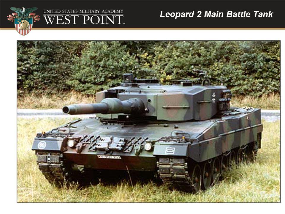 Leopard 2 Main Battle Tank