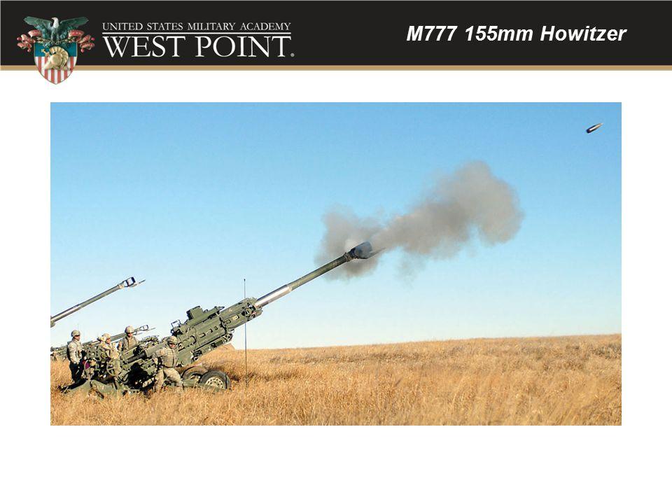 M777 155mm Howitzer