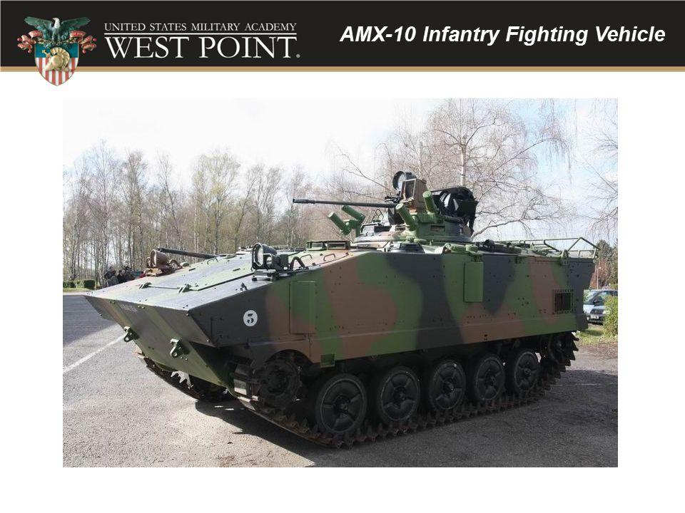 AMX-10 Infantry Fighting Vehicle