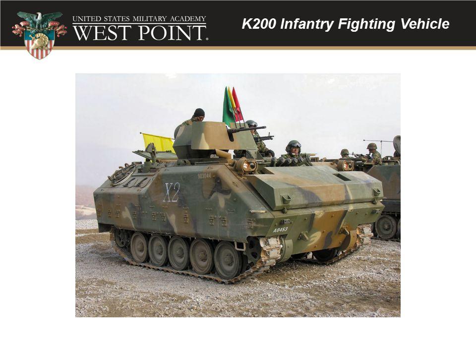 K200 Infantry Fighting Vehicle