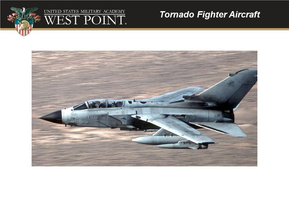 Tornado Fighter Aircraft