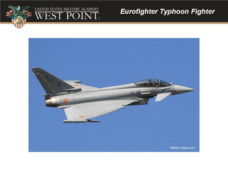 Eurofighter Typhoon Fighter