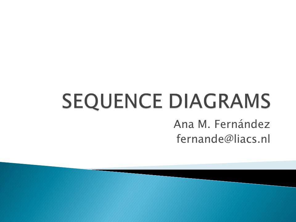 Ana M. Fernández fernande@liacs.nl