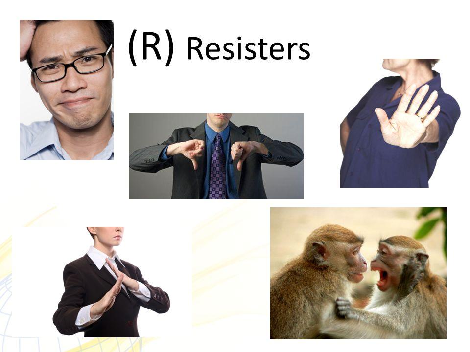(R) Resisters