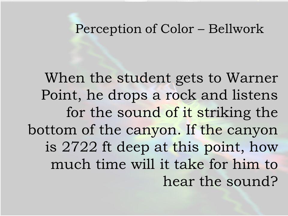 Bellwork 05/10/11 1.