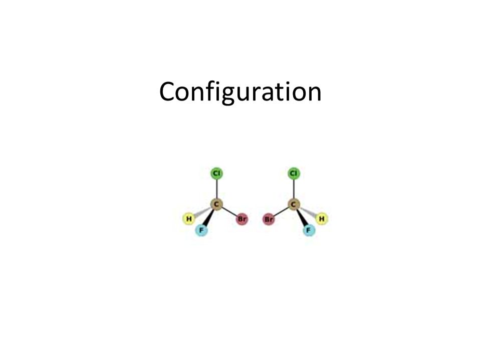 If the two molecules are different (i.e.