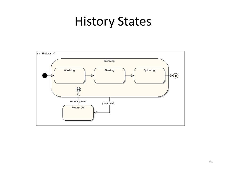 History States 92