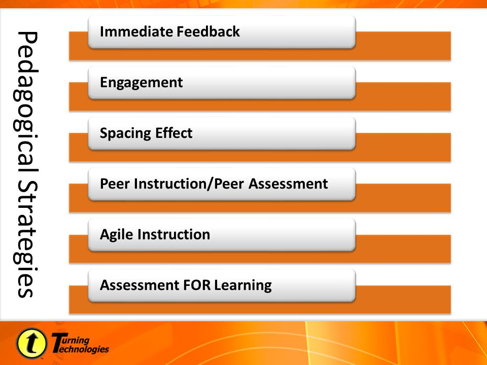 Assessment FOR Learning Checks if the learner is making progress toward meeting objectives during the learning process (to support learning).