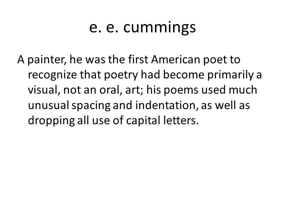 e. e.