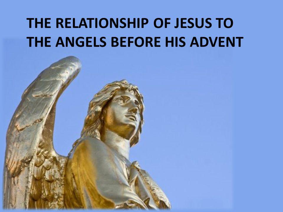 Jesus Created the Angels Angels are created beings, whereas Jesus is eternal.
