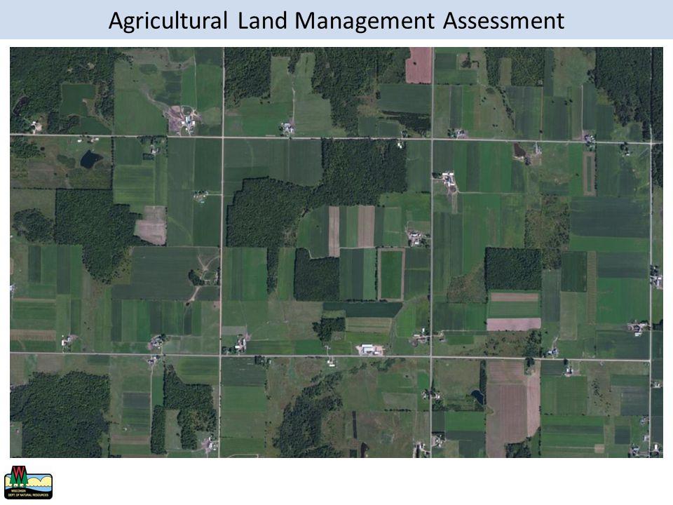 Agricultural Land Management Assessment