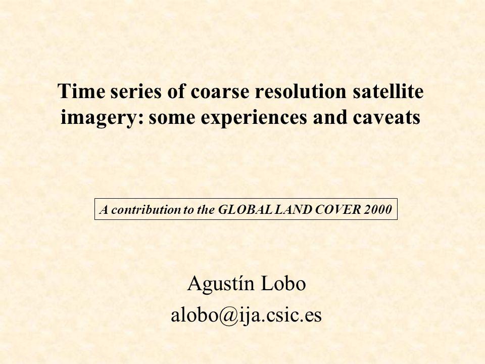 alobo@ija.csic.es A.Lobo.