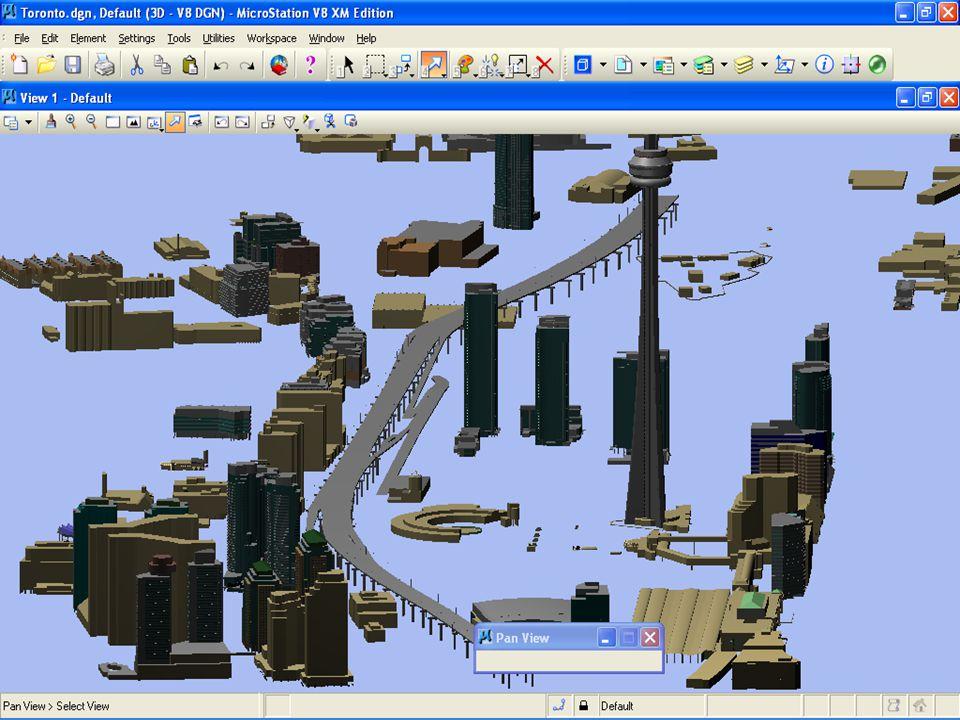 © 2007 Bentley Systems, Inc. 82 Google Earth demo