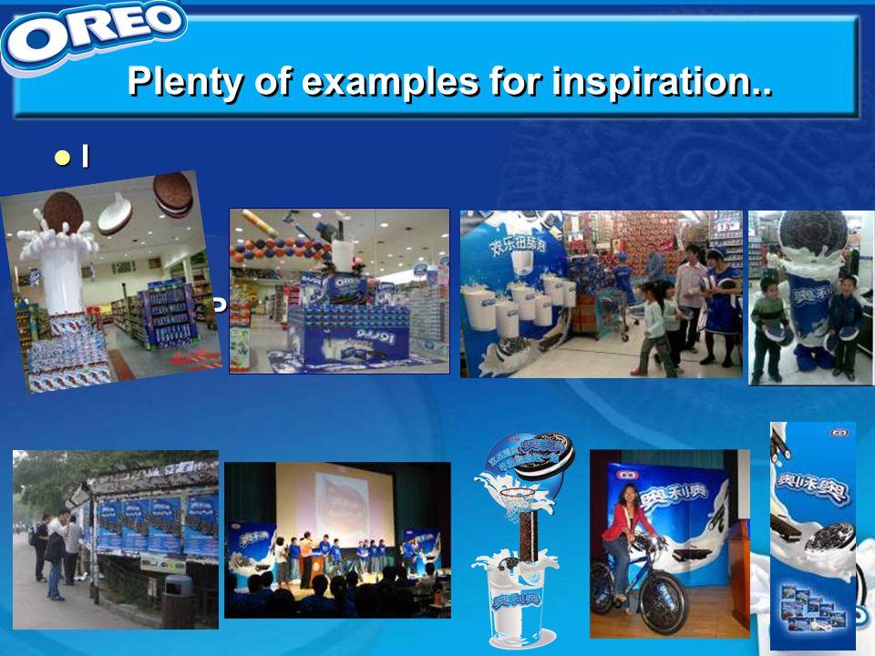 Plenty of examples for inspiration.. I I Student Programmes Student Programmes