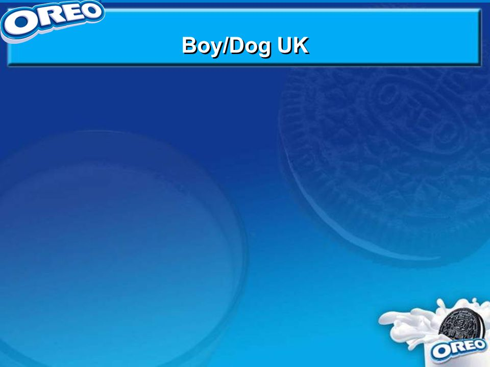 Boy/Dog UK