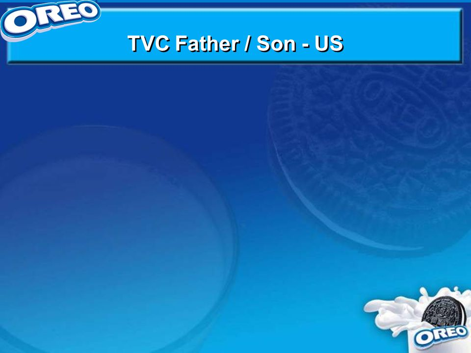 TVC Father / Son - US