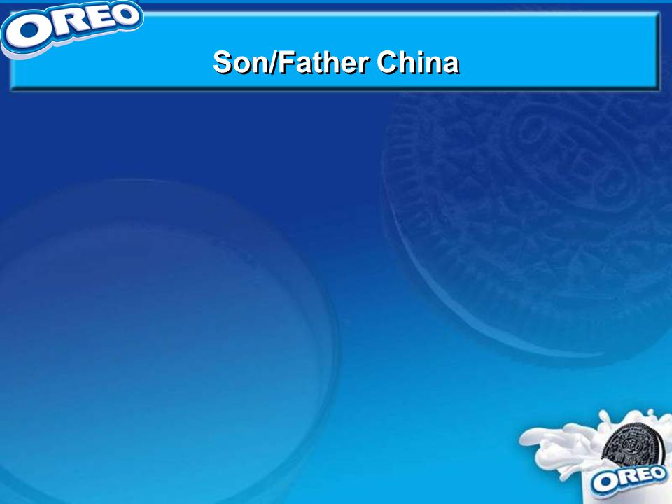 Son/Father China