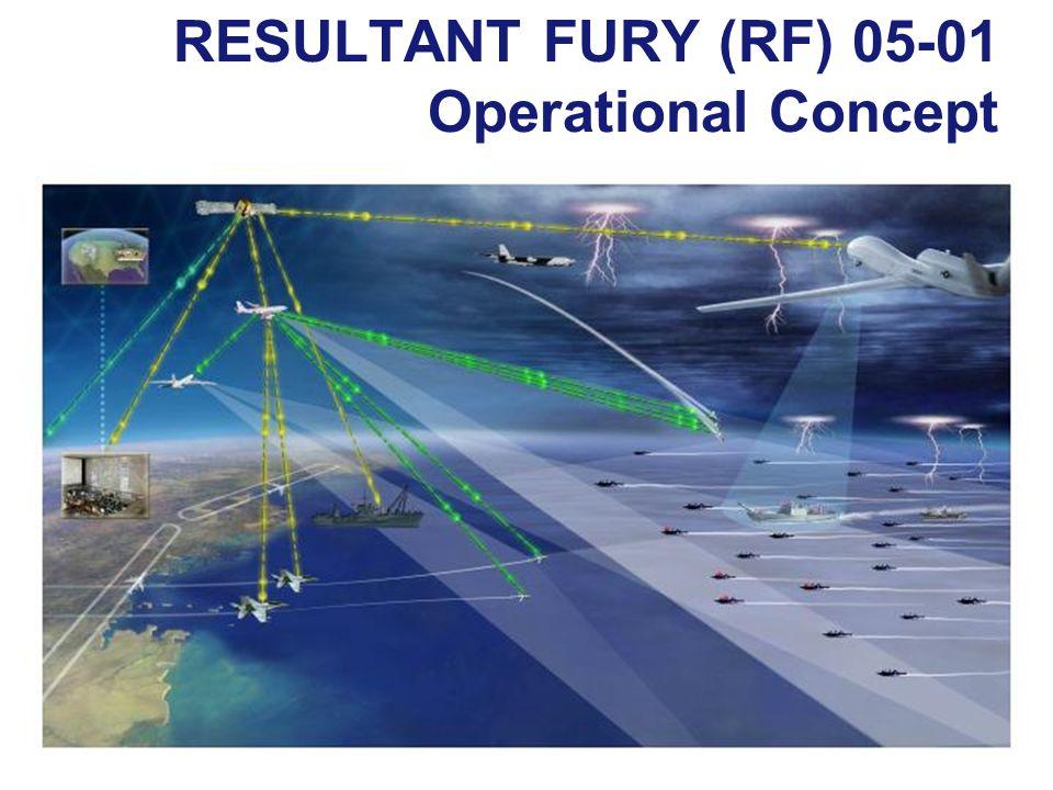 I n t e g r i t y - S e r v i c e - E x c e l l e n c e 2 RESULTANT FURY (RF) 05-01 Operational Concept