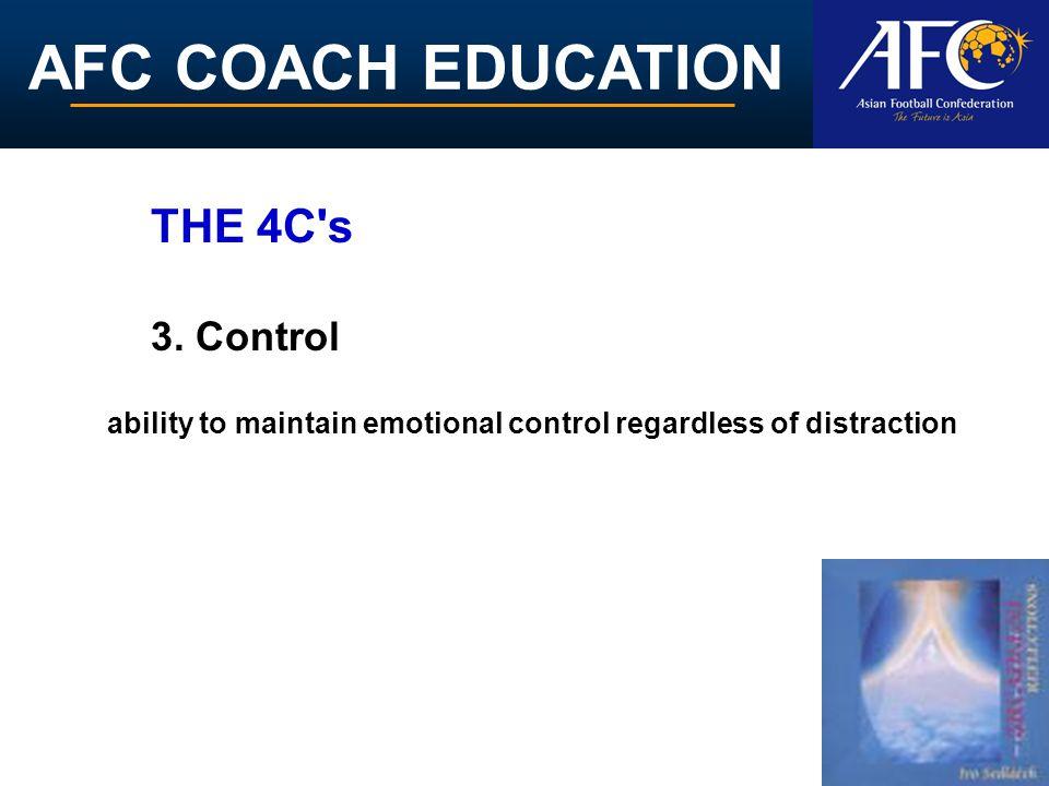 AFC COACH EDUCATION 3.