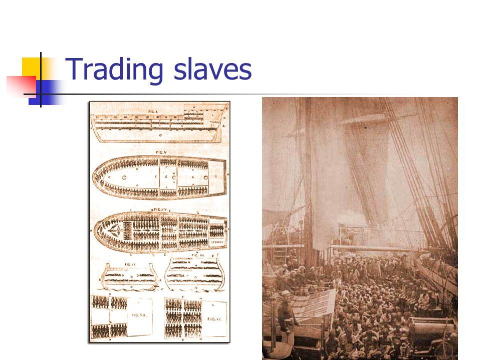 Trading slaves