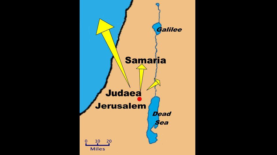 Judaea Samaria