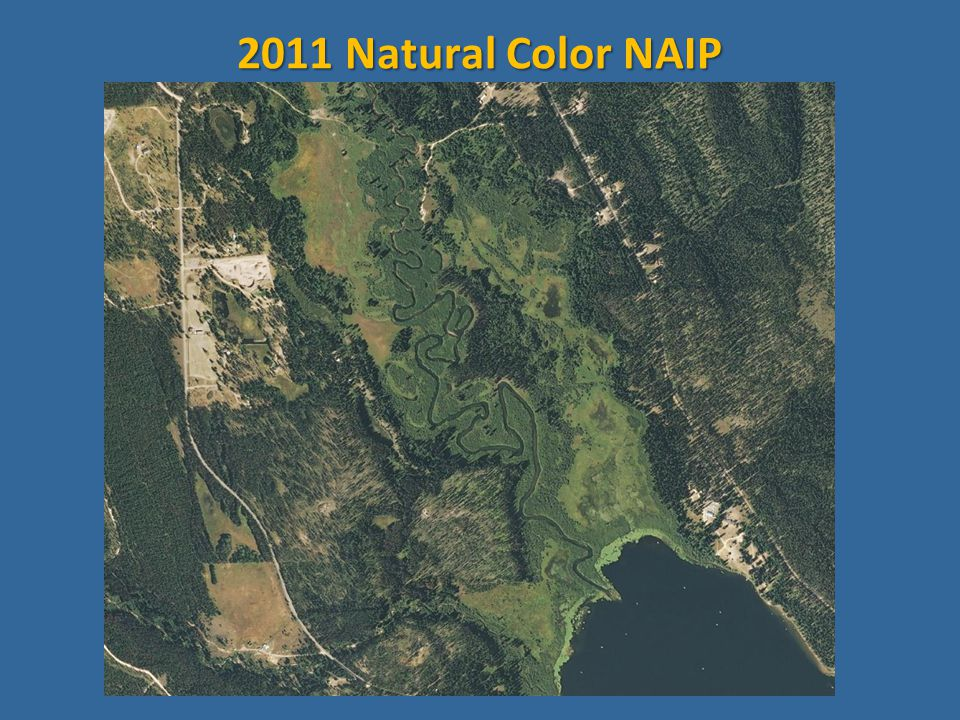 2011 Natural Color NAIP