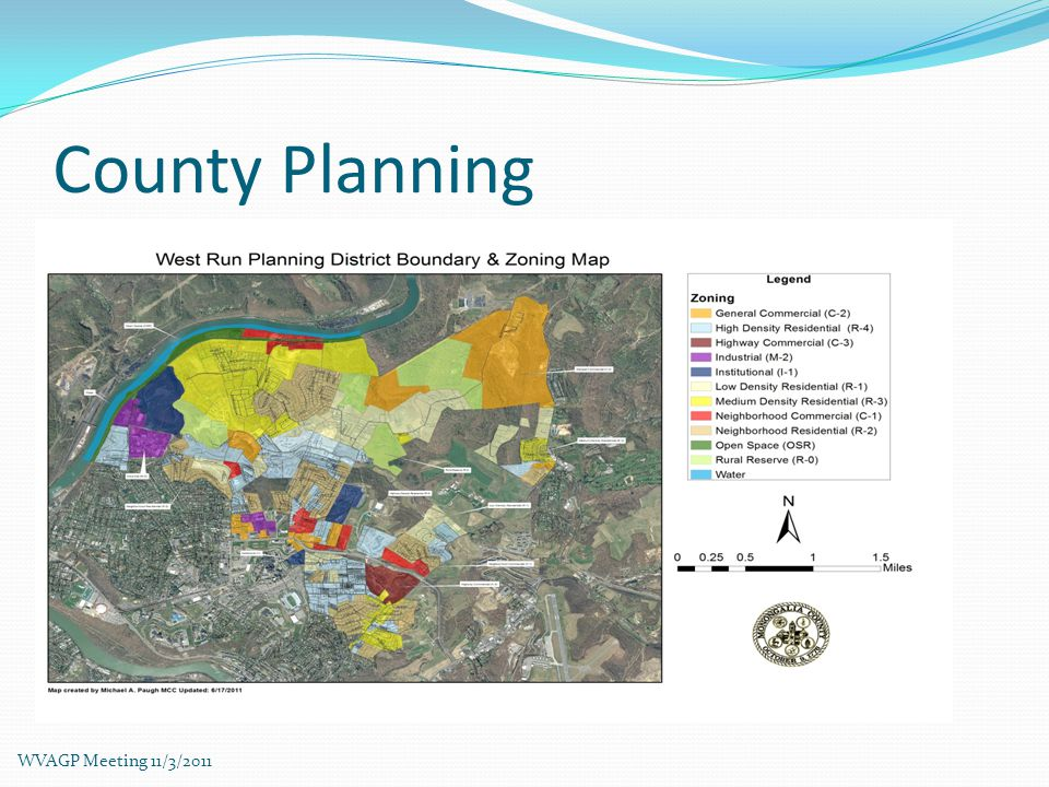 County Planning WVAGP Meeting 11/3/2011
