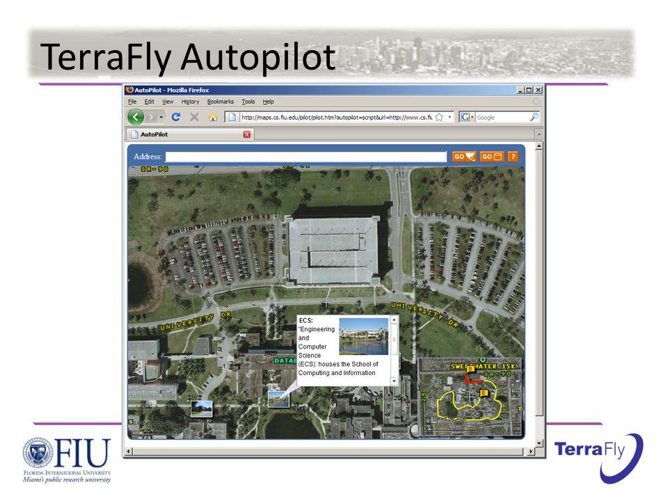 TerraFly Autopilot