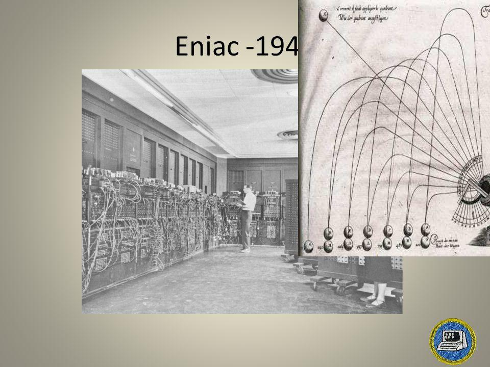 Eniac -1946
