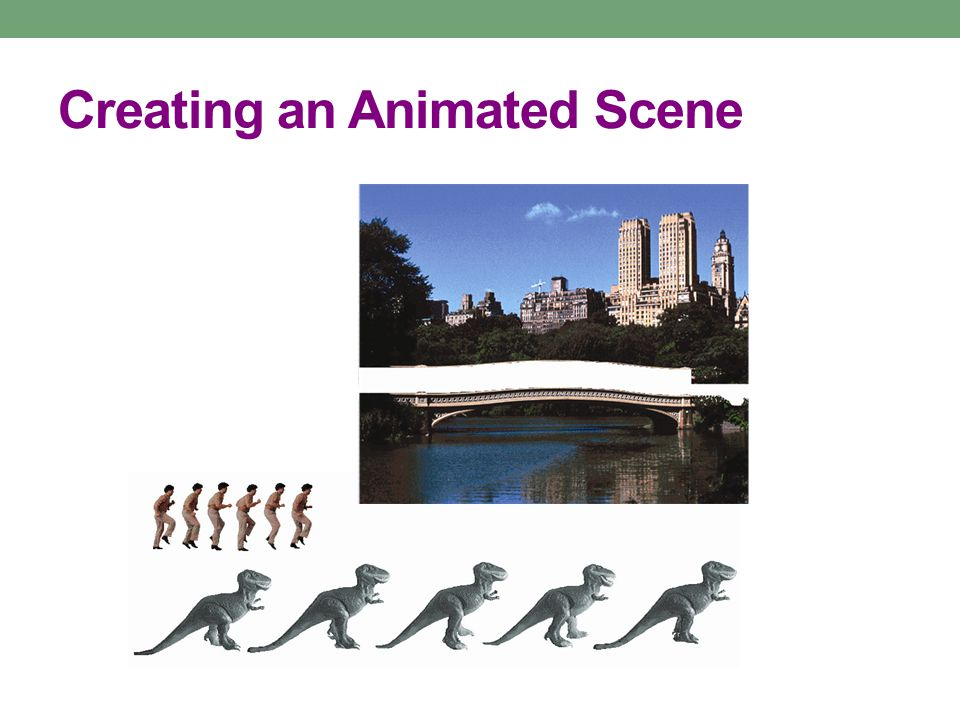 Creating an Animated Scene