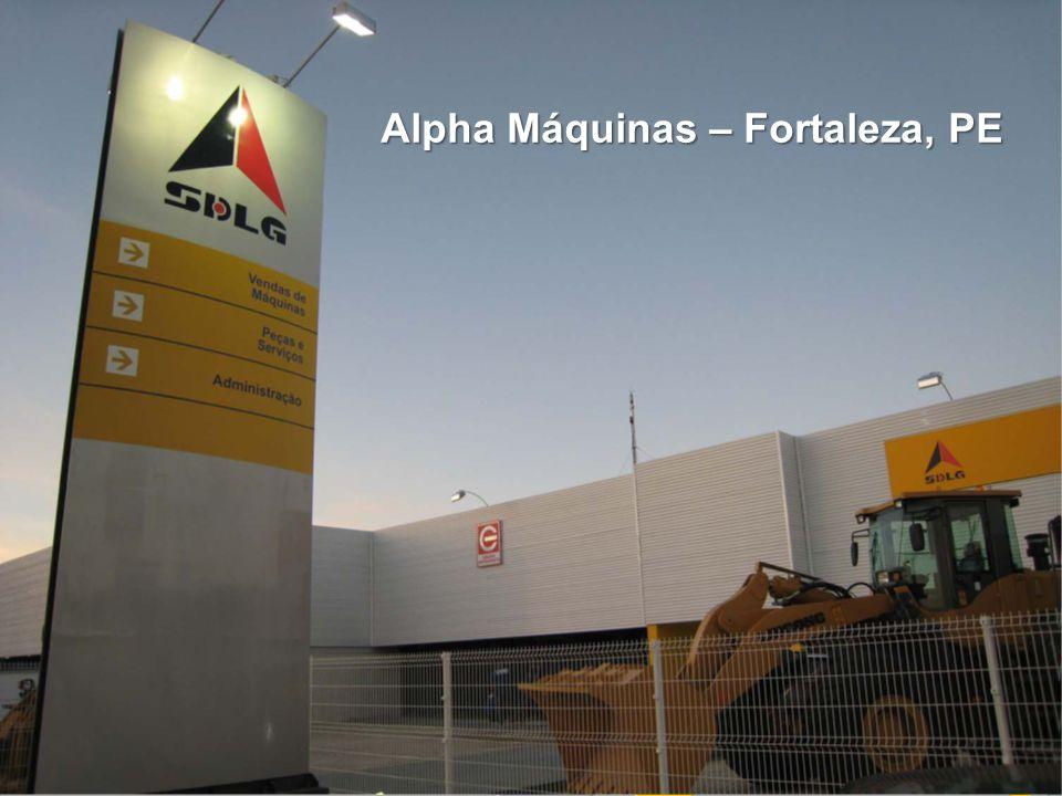 Alpha Máquinas – Fortaleza, PE