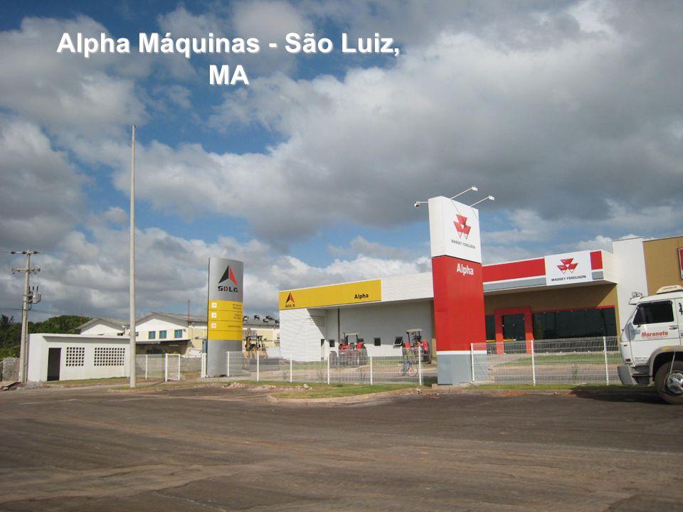 Foto Alpha São Luis Alpha Máquinas - São Luiz, MA