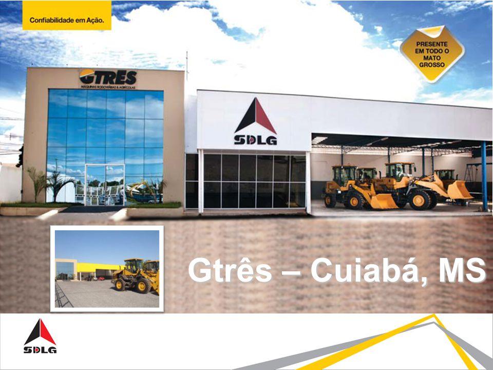 Gtrês – Cuiabá, MS