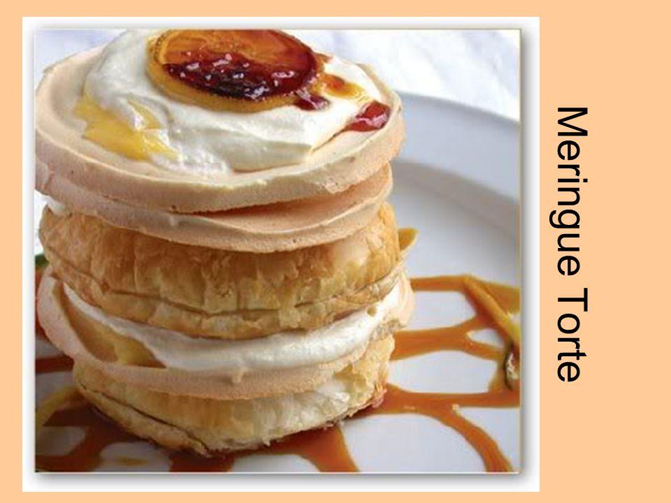 Meringue Torte