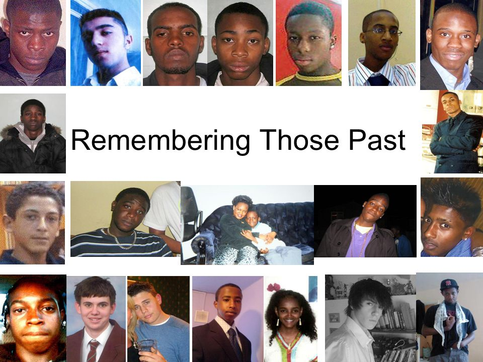 Remembering Those Past