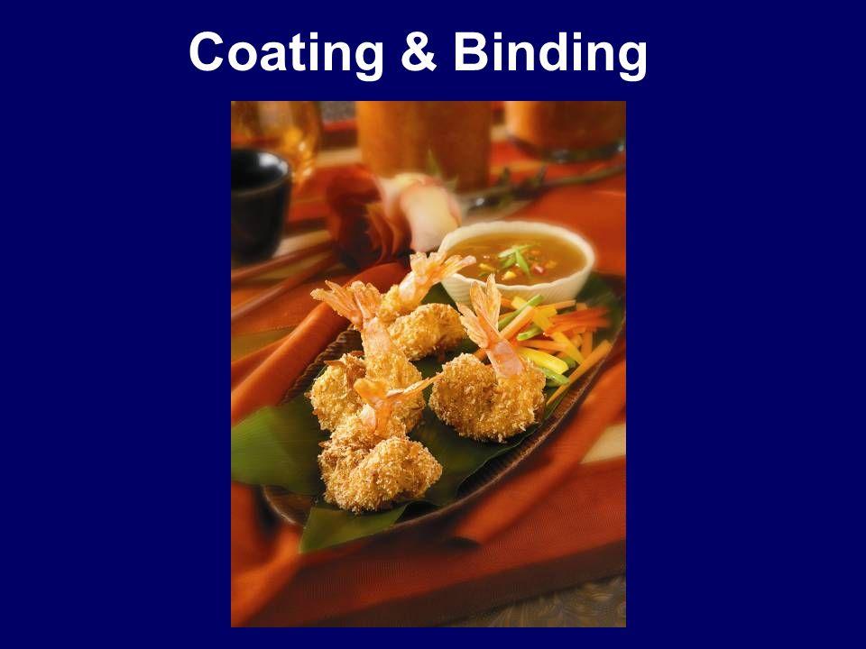 Coating & Binding