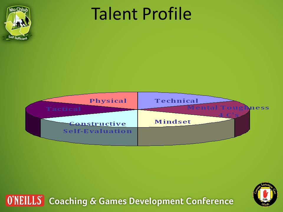 Talent Profile